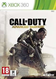 Call of duty Advanced Warfare on Xbox 360 Standard Edition at £22 delivered on Amazon