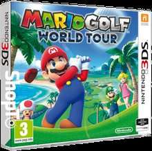 Mario golf world tour 3DS £23.86 +60p credit on account (shopto.net)