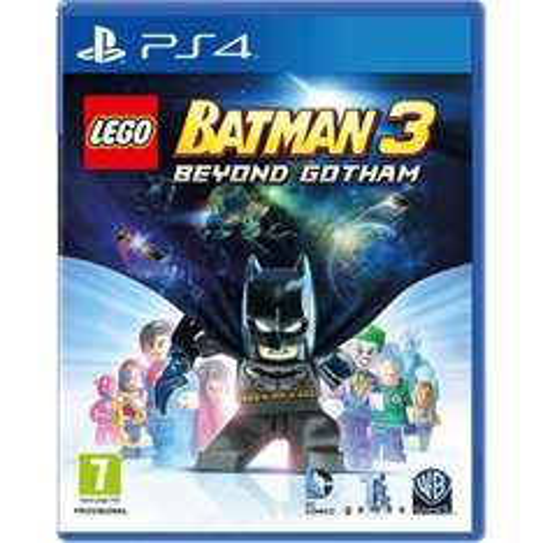 LEGO Batman 3: Beyond Gotham PS4 £19.85 /3DS £14.86 @ Amazon