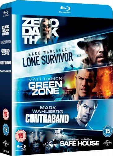 Three TV & Film boxsets for £24, Amazon
