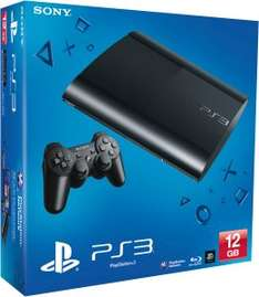 Sony PlayStation 3 Slim 12GB Console £129.99 delivered from Zavvi