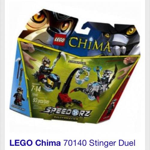 Lego chima speedorz £3.50 Tesco instore