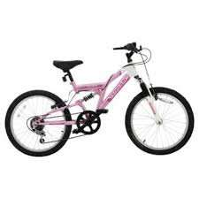 "Girls Terrain Vesuvius 20"" bike £35 @ tesco instore"