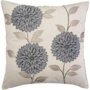 Heart of House Chrissie Cushion - Black - CLEARANCE - NOW £3.99! @ Argos