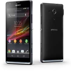 Sony Xperia SP Black 8GB 4G Sim-FREE used - very good £87.69 @ Amazon warehouse