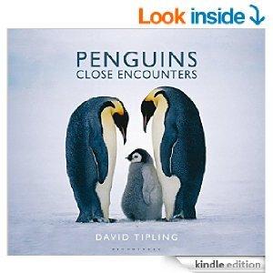 Penguins: Close Encounters Book (kindle version) £1.54 @ Amazon