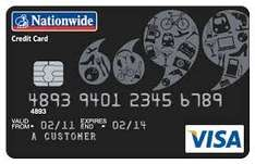 Nationwide Low Fee Balance Transfer Card + £25 Quidco/Topcashback