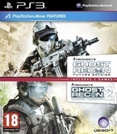 Tom Clancy's Ghost Recon Anthology PS3 new only £5 @ Tesco online