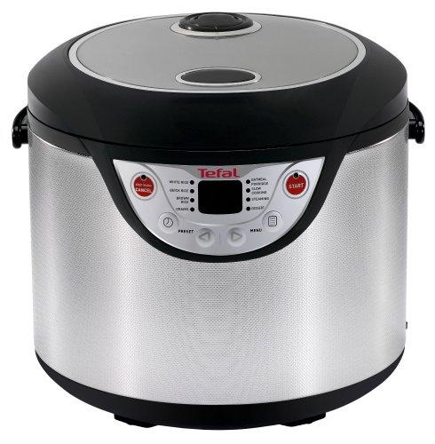 Tefal Rk302e15 8-in-1 Cooker - Slow Cooker, Steamer, Rice Cooker, Porridge Maker (2012 Model)£44.99 Amazon