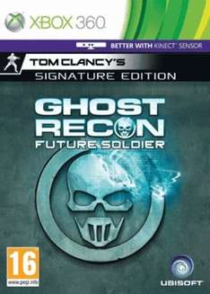 Tom Clancy's Ghost Recon Anthology Xbox 360  New £5.00 @ Tesco online