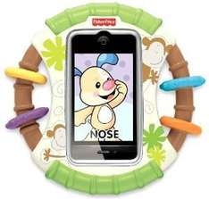 Fisher-Price Apptivity Case for iPhone and iPod Touch Device Children, Kids, Game only £3.50 delivered @ Amazon sold by net_price_direct.  other colours available