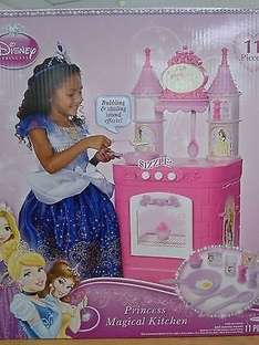 Disney princess magical kitchen scanning at £12 instead of £30 at Tesco