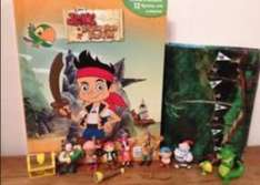 Busy Books, Asda Cwmbran, £2.49 - Jake and the Never land pirates, Mickey Mouse