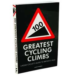 100 Greatest Cycling Climbs: Britain, paperback £4.16 del @ Amazon (£2.50 for orders over £10)