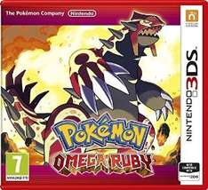 Pokemon Omega Ruby 3DS £26.95 (Using Code) @ Rakuten/The Game Collection