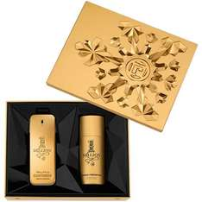 Paco rabanne 1 million EDT 100ml gift set £37.50 @ The Perfume shop