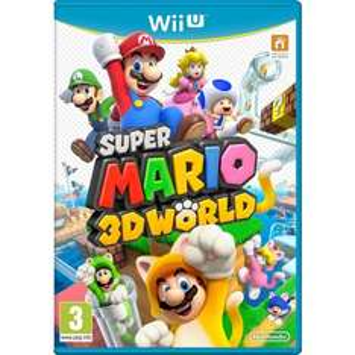 Super Mario 3D World - Wii U - £31.68 (with Code JANOFFER10) @ Rakuten/Base