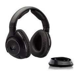 Sennheiser RS 160 Over-Ear Wireless Over-Ear Headphones - Black £72 Amazon.es