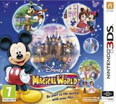 3DS Disney Magical World @ Shop To - £17.86 Free Delivery