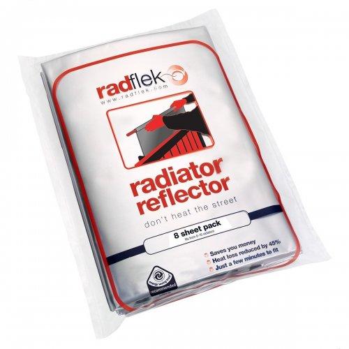 Radflek Radiator Reflectors, Amazon.co.uk, Lightning Deal £29.99