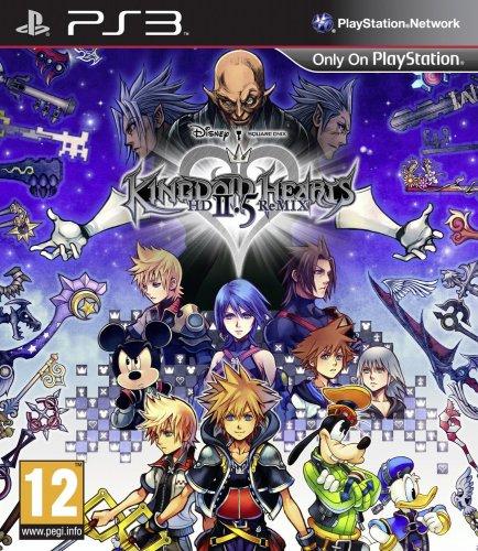 Kingdom Hearts HD 2.5 ReMix (PS3) £18.85 @ Amazon