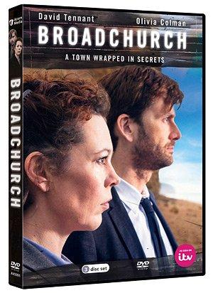 Broadchurch DVD £8.99 at bbcshop.co.uk