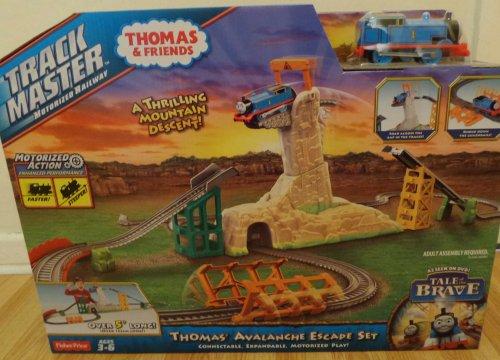 Thomas track master set scanning at £7.50 in Tesco