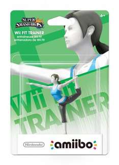 Wii Fit Trainer - amiibo - Super Smash Bros Collection £10.99 @ Game