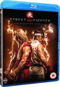Street Fighter: Assassin's Fist on Blu-Ray £5.99 @ Zavvi