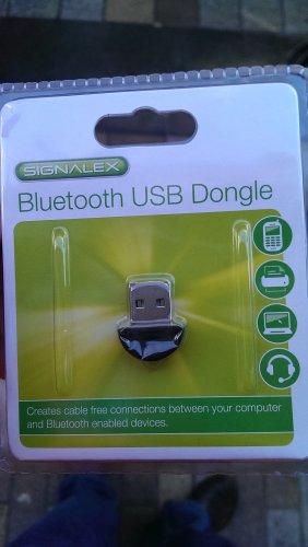 Signnalex bluetooth usb dongle £1 @ PoundLand