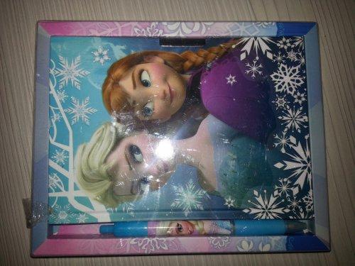 Frozen pen and diary set £1.50 new oscott tesco at tesco