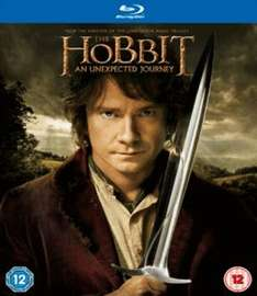 The Hobbit: An Unexpected Journey (2 disc Blu-ray) only £5.00 delivered @ GAME