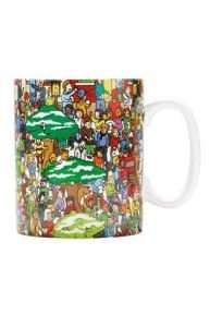 Is it Too Early to Buy For Secret Santa? Where's Rudolph Mug £2.50 from £8 - Next