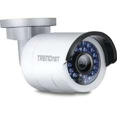TRENDnet TV-IP310PI Outdoor 3 Megapixel Full HD PoE Bullet Day/Night IP Network Camera £84.99 at  Amazon
