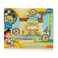 Jake and the never land pirates lost city set £9.00 reduced from £30 @ debenhams
