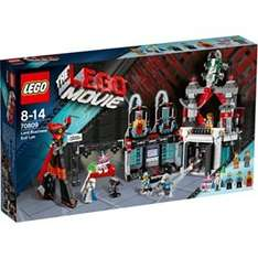 Lego Movie - Lord Business Lair (70809) Was £59.99  - NOW £47.99 - Argos