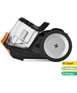 Vax Impact C86IDBE Bagless Cylinder Vacuum Cleaner £49.99 @ Argos