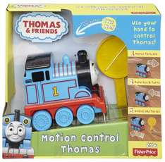 Thomas & Friends Motion Control Thomas - Scanning £10 in store @ Tesco RRP:£24.99