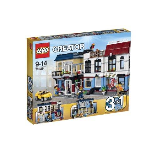 LEGO Creator 31026 Bike Shop and Cafe £45.31 @ Amazon
