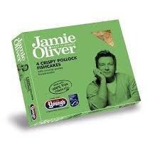 Jamie oliver pollock fishcakes 4 pack 2 packs for £1 at jack fultons