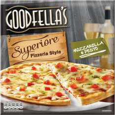 Goodfella's Superiore Pizzas was £3.49 now £1.74 @ Morrisons