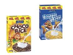 600g of Your Fave (Knock-off) Breakfast Cereals - from £1.13 @ Lidl