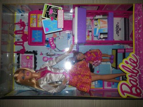 Barbie doctor £5 new oscott at tesco