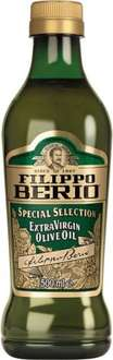 Filippo Berio Extra Virgin Olive Oil Special Selection (500ml) was £5.00 now£2.50 @ Sainsbury's