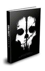 Call of Duty Ghosts Limited Edition Strategy Guide only £5.00 delivered @ GAME