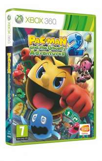 Pac-Man & the Ghostly Adventures 2 Xbox 360 £14.86 @ Shopto