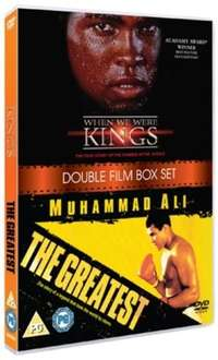 The Greatest/When We Were Kings DVD Double-Pack (NEW) £1.99 Delivered from zoomonline @ eBay