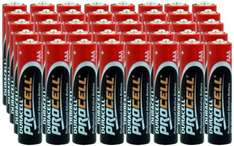 40x Duracell Procell AAA Professional Alkaline Batteries £9.75 @ My Discounts Direct / Amazon