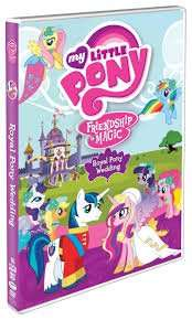 My little pony dvds 99p @ Home Bargains