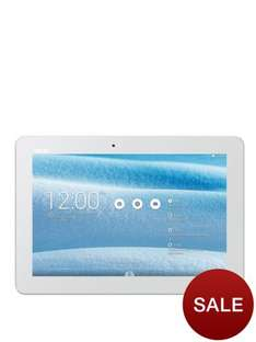 Asus TF103CX Intel® Atom Processor, 1Gb RAM, Wi-Fi, 10 Inch Touchscreen Tablet - Silver £109.95 delivered @ Very